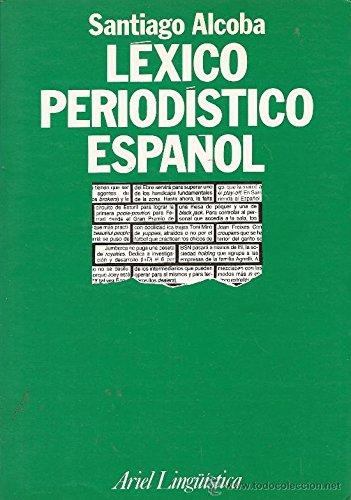 Lexico periodistico espa?ol: n/a