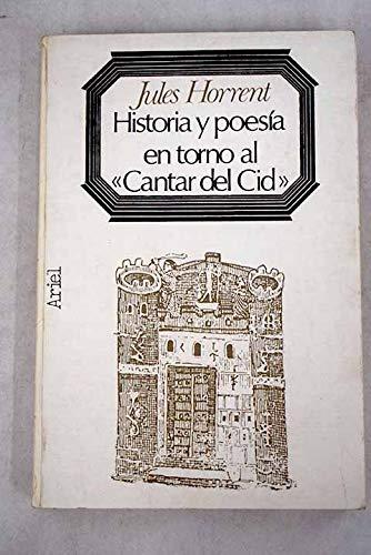 9788434483033: Historia y poesia en torno al