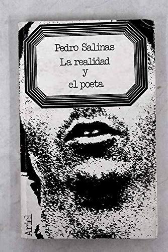 9788434483248: La realidad y el poeta (Letras e ideas) (Spanish Edition)