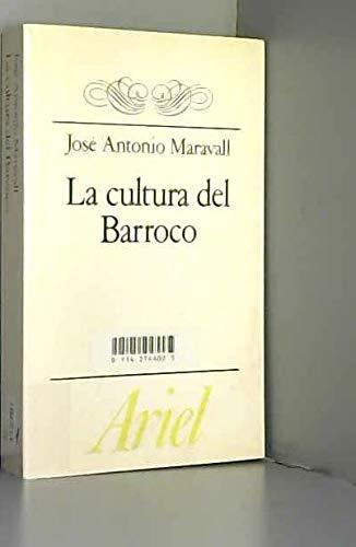 9788434483392: Cultura Del Barroco, La (Spanish Edition)