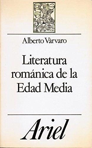 9788434483675: Literatura romanica de la edad media