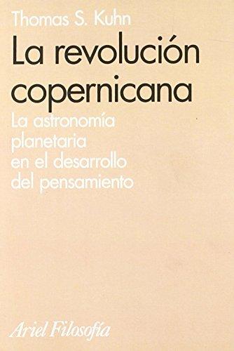 9788434487444: La Revolucion Copernicana