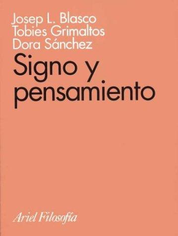 9788434487505: Signo y Pensamiento (Spanish Edition)