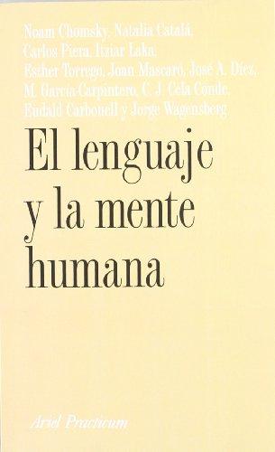 9788434487628: El lenguaje y la mente humana (Ariel Filosofía)