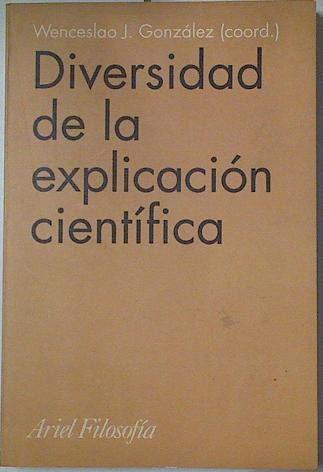 9788434487635: Diversidad de la explicación (Ariel Filosofia)