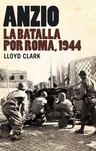 9788434487901: Anzio. La batalla por Roma, 1944