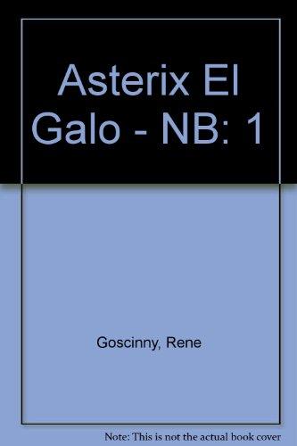 9788434501522: Asterix El Galo (Spanish Edition)