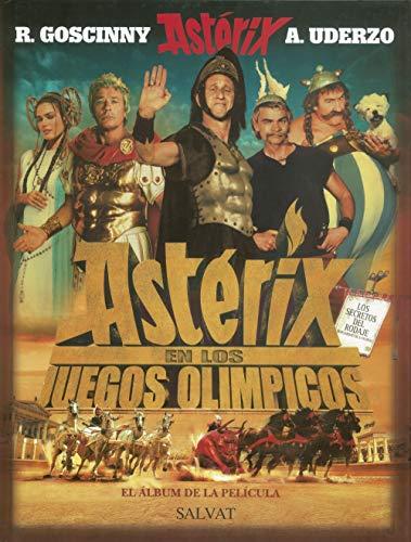 9788434506640: Astérix en los Juegos Olímpicos: El álbum de la película (Castellano - A Partir De 10 Años - Astérix - Especiales)
