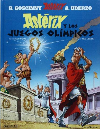 9788434506657: Astérix y los Juegos Olímpicos (Castellano - Salvat - Comic - Astérix)
