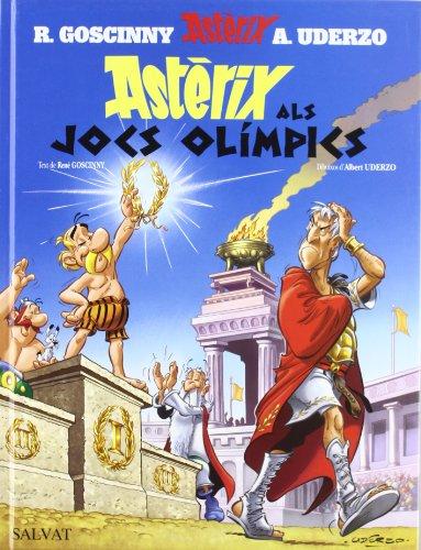 9788434506664: Astèrix als Jocs Olímpics (Català - Salvat - Comic - Astèrix)