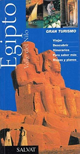 9788434507463: EGIPTO: VALLE DEL NILO