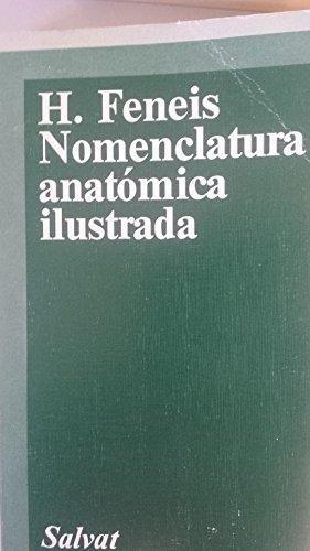 9788434512009: Nomenclatura anatómica ilustrada (Biblioteca Médica De Bolsillo)