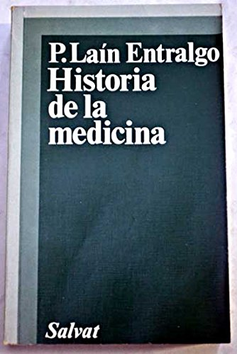 9788434514188: Historia de la medicina