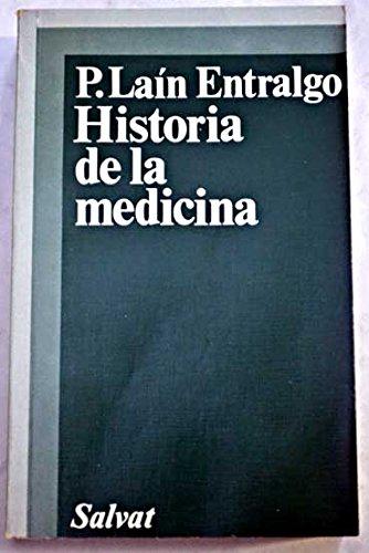 9788434514188: Historia de la medicina (Biblioteca médica de bolsillo) (Spanish Edition)