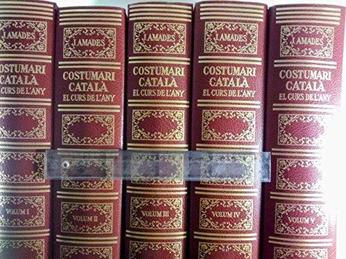 9788434536739: Costumari català: El curs de lany