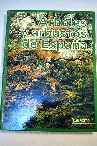 9788434537996: Árboles y arbustos de España