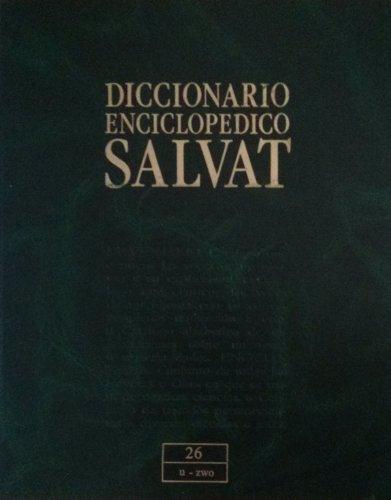 9788434545588: Diccionario Enciclopédico Salvat 26