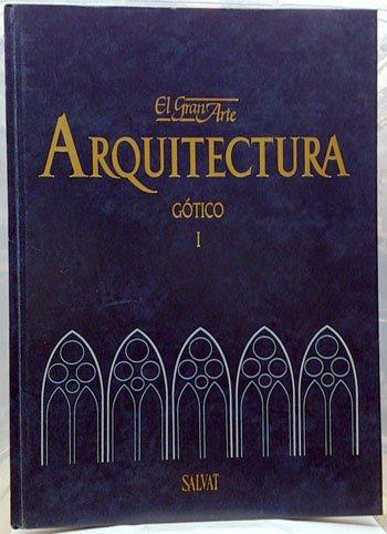 9788434548183: El gran arte en la arquitectura [Fascículos] Gótico I
