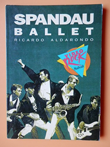 9788434553064: Spandau Ballet (Spanish Edition)