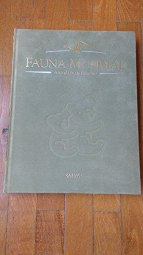 9788434558038: Enciclopedia Salvat de la Fauna Mundial. Animales en Peligro.