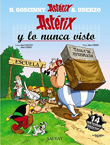 9788434565630: Asterix y lo nunca visto (Spanish Edition)