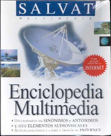 9788434566804: Enciclopedia multimedia salvat (CD-rom)