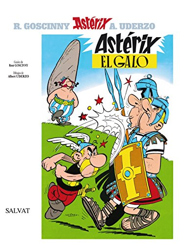 9788434567191: Astérix el galo (Castellano - Salvat - Comic - Astérix)