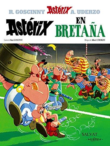 9788434567269: Astérix en Bretaña: Asterix en Bretana (Castellano - A Partir De 10 Años - Astérix - La Colección Clásica)