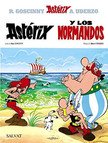 9788434567276: Astérix y los Normandos: Asterix Y Los Normandos (Castellano - A Partir De 10 Años - Astérix - La Colección Clásica)