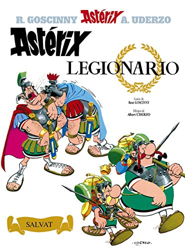 9788434567283: Asterix legionario (Spanish Edition)