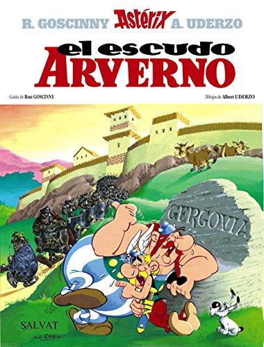 9788434567290: El escudo Arverno: Asterix: El Escudo Arverno (Castellano - A Partir De 10 Años - Astérix - La Colección Clásica)