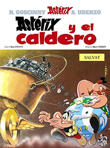 9788434567313: Astérix y el caldero (Castellano - A Partir De 10 Años - Astérix - La Colección Clásica)