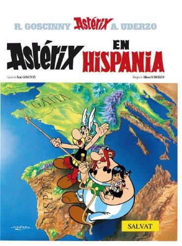 9788434567320: Astérix en Hispania (Castellano - Salvat - Comic - Astérix)