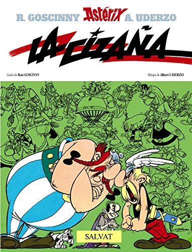9788434567337: La cizaña: Asterix: La Cizana (Castellano - A Partir De 10 Años - Astérix - La Colección Clásica)