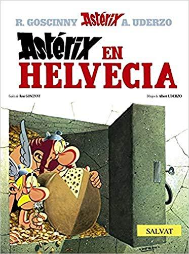 9788434567344: Ast�rix en Helvecia (Castellano - Salvat - Comic - Ast�rix)