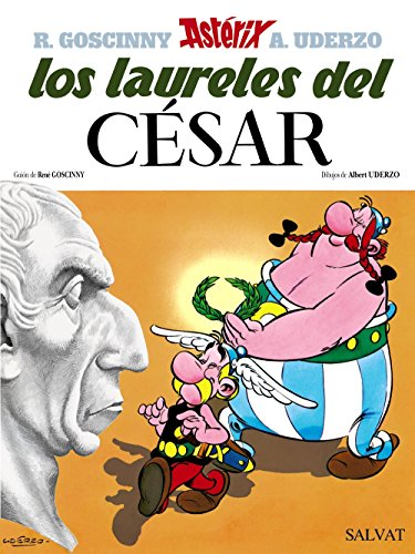 9788434567368: Los laureles del Cesar (Asterix) (Spanish Edition)