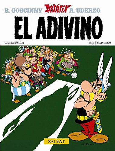9788434567375: El adivino (Asterix) (Spanish Edition)