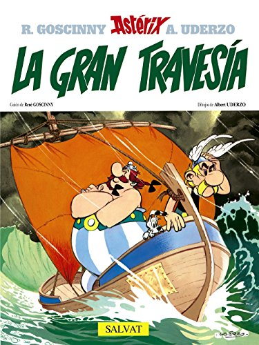 9788434567405: La gran travesia (Asterix) (Spanish Edition)
