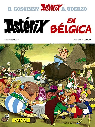 9788434567429: Asterix en Belgica (Spanish Edition)