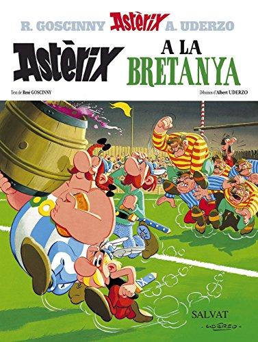 9788434567634: Asterix a La Bretanya / Asterix in Britain (Catalan Edition)