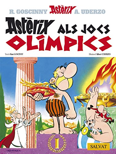 9788434567672: Astèrix als Jocs Olímpics (Catalá - A Partir De 10 Anys - Astèrix - La Col·Lecció Clàssica)