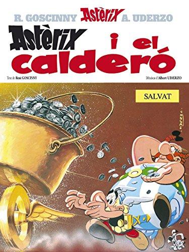 Asterix I El Caldero / Asterix and the Cauldron (Catalan Edition): Uderzo, Albert; Goscinny, Rene