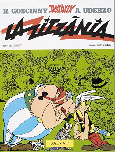 9788434567702: La Zitzania / Asterix and the Roman Agent: Una Aventura D'asterix (Catalan Edition)