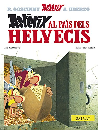 9788434567719: Asterix al pais dels Helvecis / Asterix in Switzerland (Catalan Edition)