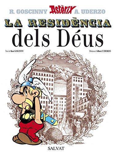 9788434567726: La residencia dels Déus (Catalá - A Partir De 10 Anys - Astèrix - La Col·Lecció Clàssica)