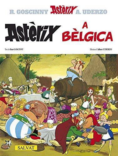 9788434567795: Astèrix a Bèlgica (Catalá - A Partir De 10 Anys - Astèrix - La Col·Lecció Clàssica)