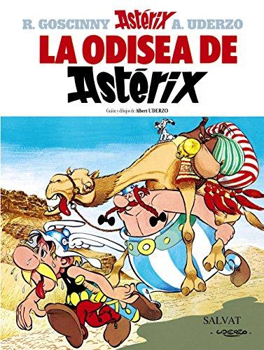 La Odisea de Asterix (Spanish Edition) (8434567822) by Alberto Uderzo; R. Goscinny