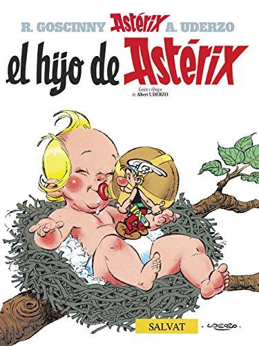 9788434567832: El hijo de Asterix / Asterix and Son (Spanish Edition)