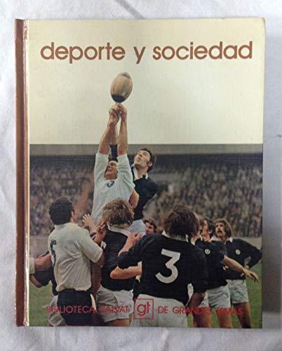 9788434574366: Deporte y Sociedad
