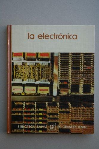9788434574588: La electrónica
